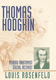 THOMAS HODGKIN by Louis Rosenfeld