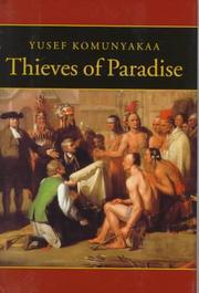 THIEVES OF PARADISE by Yusef Komunyakaa