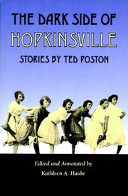 THE DARK SIDE OF HOPKINSVILLE by Ted Poston