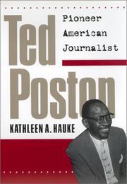 TED POSTON by Kathleen A. Hauke