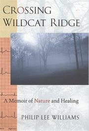 CROSSING WILDCAT RIDGE by Philip Lee Williams