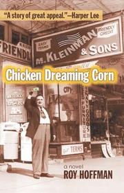 CHICKEN DREAMING CORN by Roy Hoffman