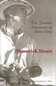 MAVERICK HEART by Stephen J. May