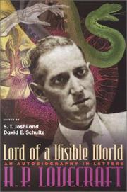 LORD OF A VISIBLE WORLD by H.P. Lovecraft