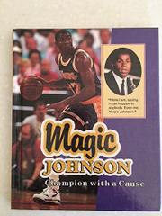 MAGIC JOHNSON by Keith Elliot Greenberg