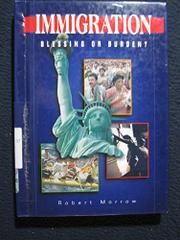 IMMIGRATION by Robert Morrow