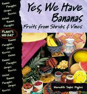 Book Cover for YES, WE HAVE BANANAS