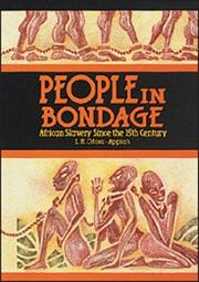 PEOPLE IN BONDAGE by L.H. Ofosu-Appiah