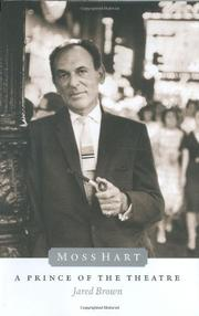 MOSS HART by Jared Brown