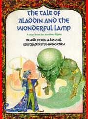 THE TALE OF ALADDIN AND THE WONDERFUL LAMP by Eric A. Kimmel