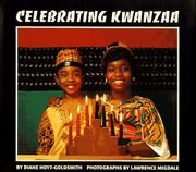 CELEBRATING KWANZAA by Diane Hoyt-Goldsmith