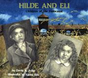 HILDE AND ELI by David A. Adler