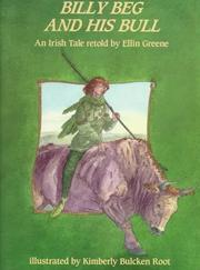 BILLY BEG AND HIS BULL by Ellin Greene