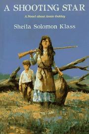 A SHOOTING STAR by Sheila Solomon Klass