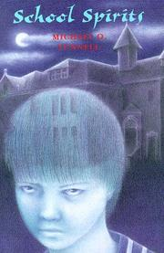 SCHOOL SPIRITS by Michael O. Tunnell