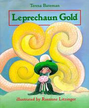 Book Cover for LEPRECHAUN GOLD