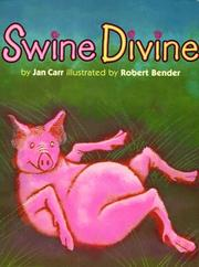 SWINE DIVINE by Jan Carr