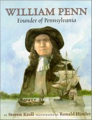 WILLIAM PENN by Steven Kroll