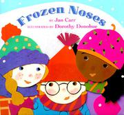 FROZEN NOSES by Jan Carr