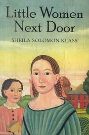LITTLE WOMEN NEXT DOOR by Sheila Solomon Klass