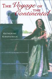 Cover art for THE VOYAGE OF THE CONTINENTAL