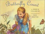 BUTTERFLY COUNT by Sneed B. Collard III