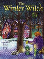 THE WINTER WITCH by Clay Bonnyman  Evans
