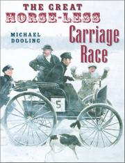 THE GREAT HORSE-LESS CARRIAGE RACE by Michael Dooling