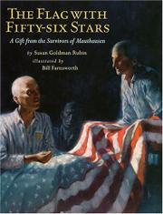 THE FLAG WITH FIFTY-SIX STARS by Susan Goldman Rubin