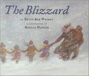 THE BLIZZARD by Betty Ren Wright