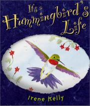 Cover art for IT'S A HUMMINGBIRD'S LIFE