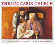 Book Cover for THE LOG CABIN CHURCH
