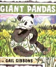 GIANT PANDAS by Gail Gibbons