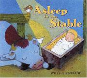 Cover art for ASLEEP IN THE STABLE