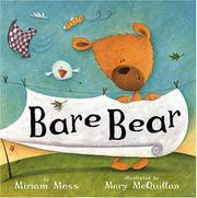 Book Cover for BARE BEAR