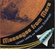 MESSAGES FROM MARS by Loreen Leedy