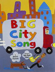 BIG CITY SONG by Debora Pearson