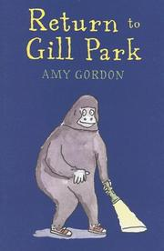Cover art for RETURN TO GILL PARK