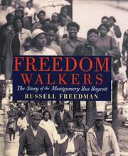 Book Cover for FREEDOM WALKERS
