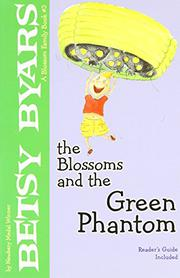 THE BLOSSOMS AND THE GREEN PHANTOM by Amanda Haley