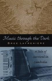 Cover art for MUSIC THROUGH THE DARK