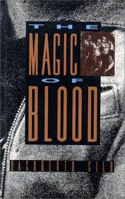 Book Cover for THE MAGIC OF BLOOD
