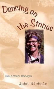 Cover art for DANCING ON THE STONES