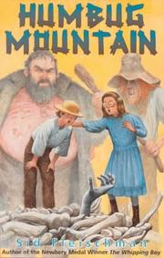 HUMBUG MOUNTAIN by Sid Fleischman