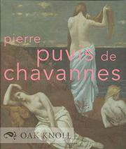 PIERRE PUVIS DE CHAVANNES by Aimée Brown Price