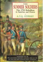 THE SUMMER SOLDIERS by A.T.Q. Stewart