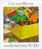 Cover art for CAT AND MOUSE AND SOMETHING TO DO