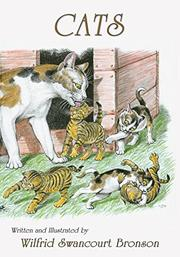 CATS by Wilfred S. Bronson