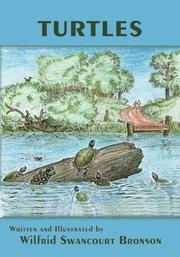 TURTLES by Wilfred B. Bronson