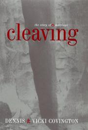 CLEAVING by Dennis Covington